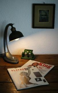 verkauft Schreibtischlampe