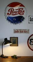 ab Fr. 345.- Pepsi Emailschild